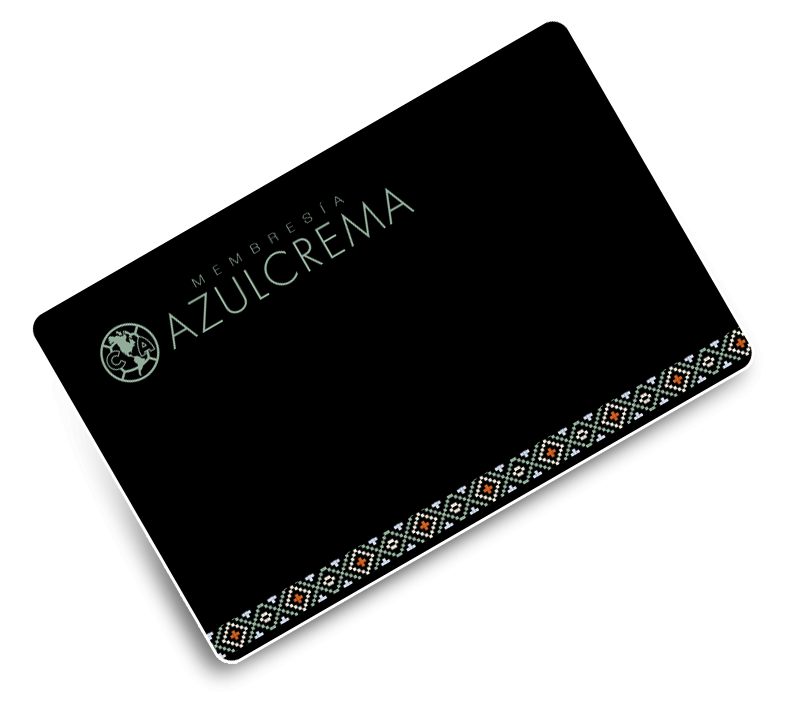 Membresia Azulcrema